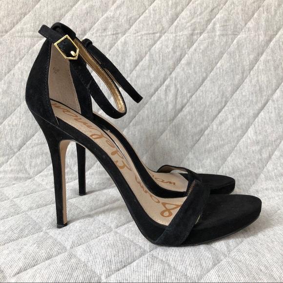 283a935ed5e3 Sam Edelman Ariella Ankle Strap Sandal. M 5ac13505f9e5014cc94a571c